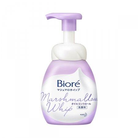 Sabonete Facial Bioré Marshmallow Whip Oil Control