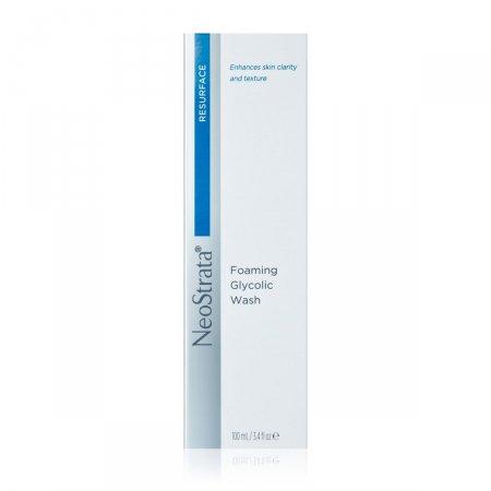 Espuma de Limpeza Facial NeoStrata Resurface Foaming Glycolic Wash com 100ml