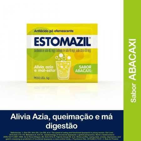 Estomazil Abacaxi Pó Efervescente 5g | Foto 2