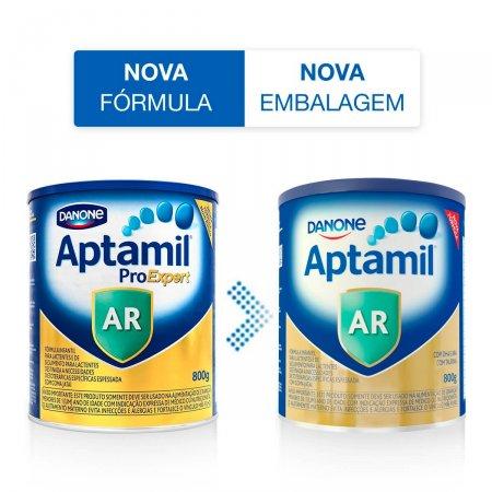 Fórmula Infantil Aptamil AR com 800g