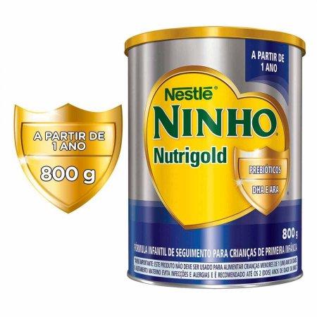 Fórmula Infantil Ninho Nutrigold