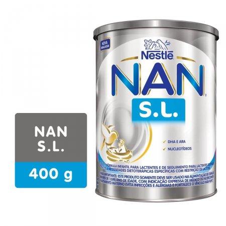 Fórmula Infantil NAN S.L.