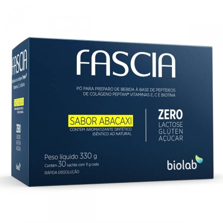 Fascia Sabor Abacaxi