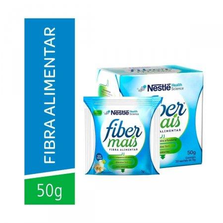 Regulador Intestinal Nestlé FIberMais com 50g