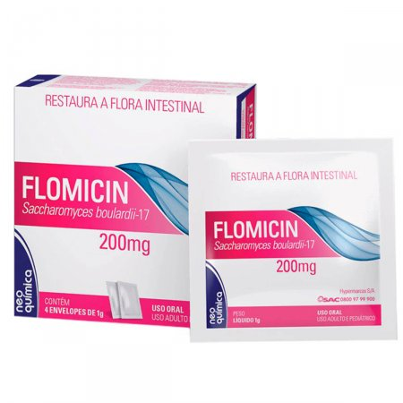Flomicin Neo Química