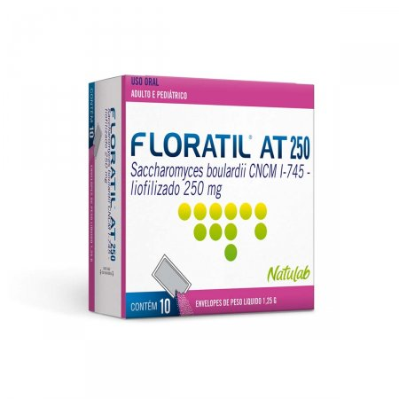 Floratil AT 250mg