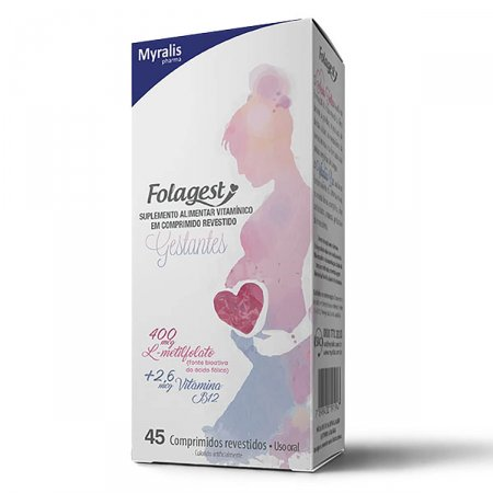 Folagest 400mg
