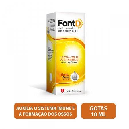 Font D 200UI