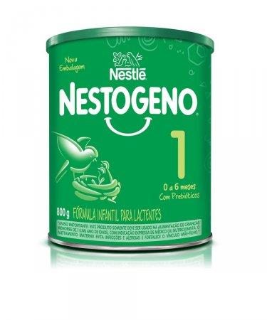 Fórmula Infantil Nestlé Nestogeno 1 com 800g