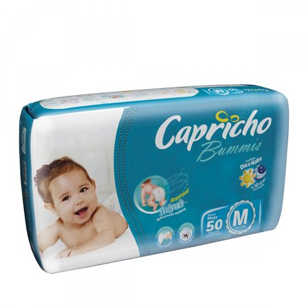 Fralda Capricho Bummis Mega Tamanho M