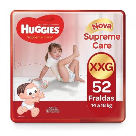 Fralda Huggies Supreme Care Tamanho XXG