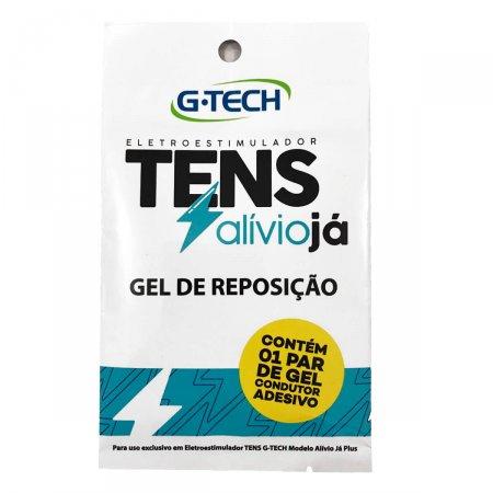 Gel de Reposição G-Tech Tens Alívio Já com 1 par