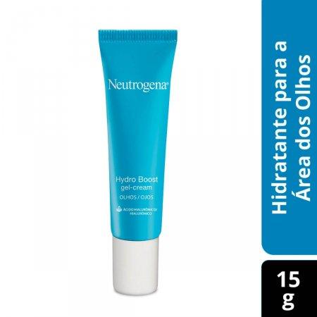 Gel Creme Hidratante para Área dos Olhos Neutrogena Hydro Boost com 15g