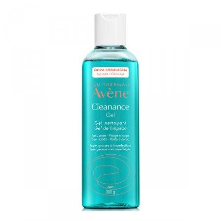 Gel de Limpeza Facial Avène Cleanance com 300g