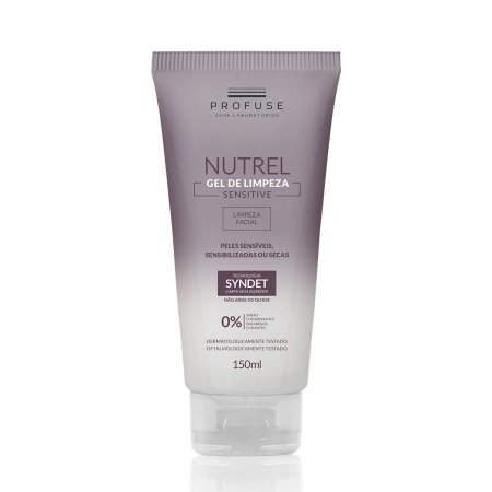 Gel de Limpeza Facial Nutrel Sensitive 150ml |