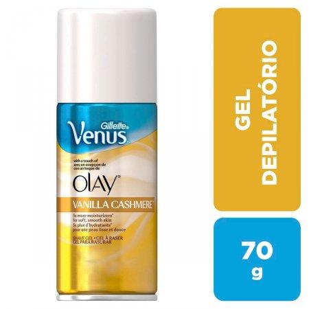 Gel de Depilação Gillette Vênus Olay