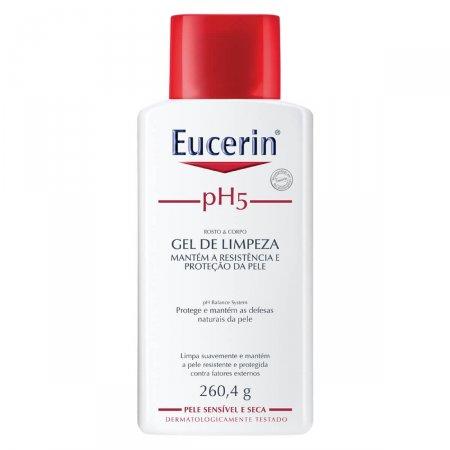 Gel de Limpeza Eucerin pH5 Syndet
