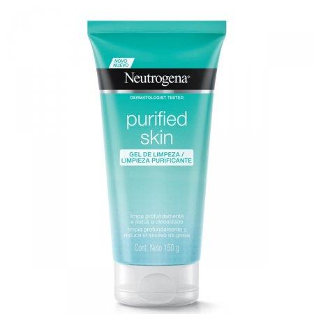 Gel de Limpeza Facial Neutrogena Purified Skin
