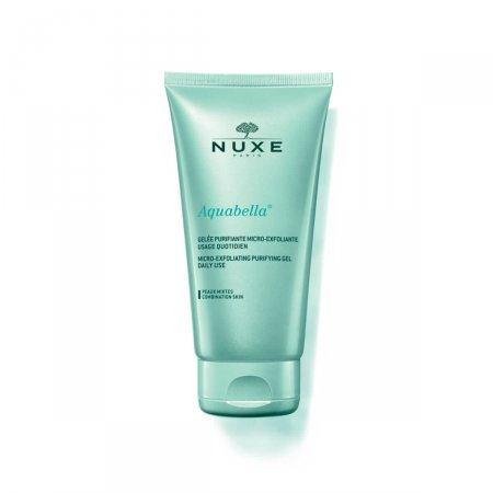 Gel Esfoliante Facial Nuxe Aquabella