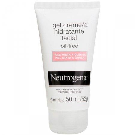 Gel Creme Hidratante Facial Oil Free