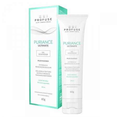 Gel Renovador Facial Profuse Puriance Ultimate