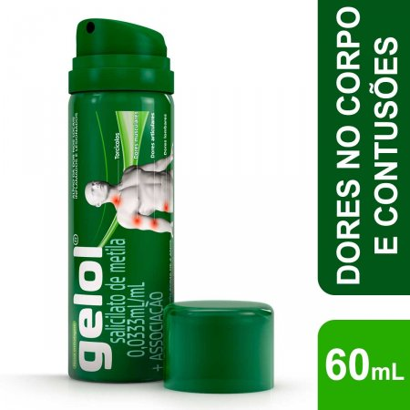 Gelol 0,0333ml/ml 60ml