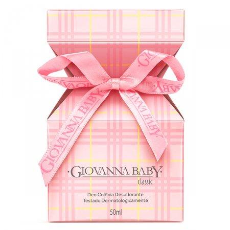Deo Colônia Giovanna Baby Classic