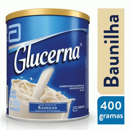 Glucerna Sabor Baunilha