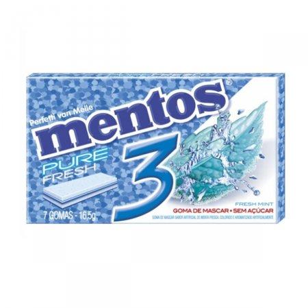 Goma de Mascar Mentos Pure Fresh Mint 3
