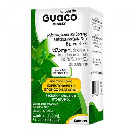 Guaco 117,6mg/ml