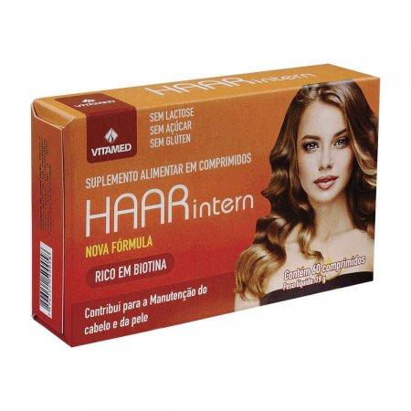 Haar Intern com 60 Comprimidos | Drogaraia.com