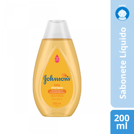 Shampoo Johnson's Baby Regular