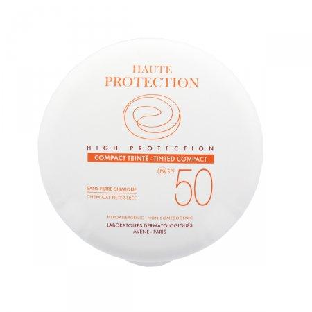 Protetor Solar Compacto e Maquiagem Avène FPS50 Cor Bege