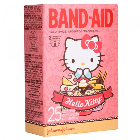 Curativo Band-Aid Hello Kitty