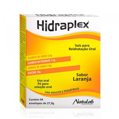 Hidraflex Sabor Laranja
