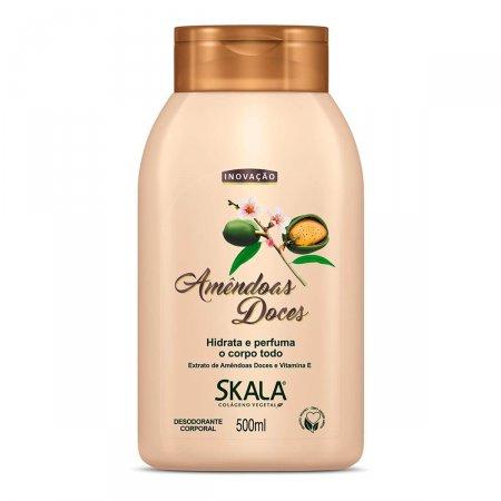 Hidratante Desodorante Corporal Skala Amêndoas Doces