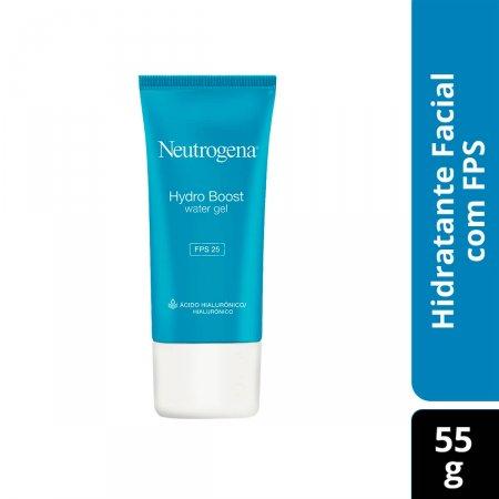Hidratante Facial Neutrogena Hydro Boost Water Gel FPS 25 com 55g