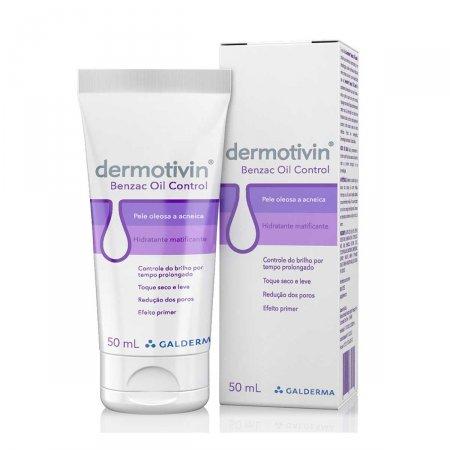 Hidratante Matificante Dermotivin Benzac Oil Control 50ml |
