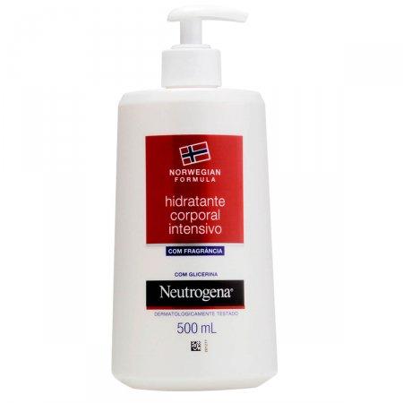 Hidratante Corporal Neutrogena Norwegian com Fragrância