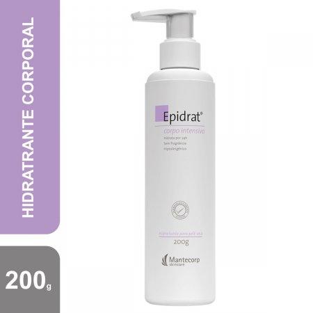 Hidratante Corporal Intensivo Epidrat Mantecorp com 200g