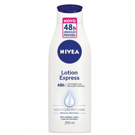 Hidratante Corporal Nivea Lotion Express