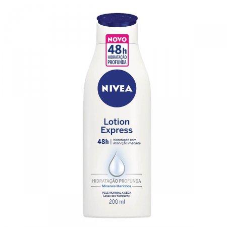 Hidratante Desodorante NIVEA Lotion Express