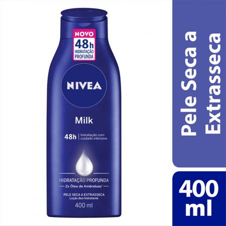 Hidratante Desodorante Nivea Milk
