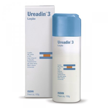 Hidratante Infantil e Adulto Ureadin 3