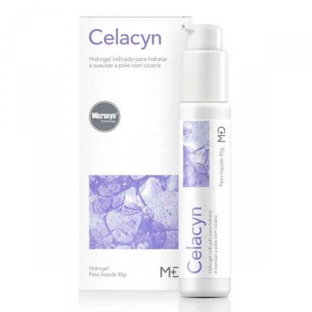 Hidrogel Celacyn Para Cicatrizes