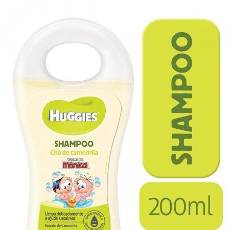 Shampoo Huggies Chá de Camomila 200ml