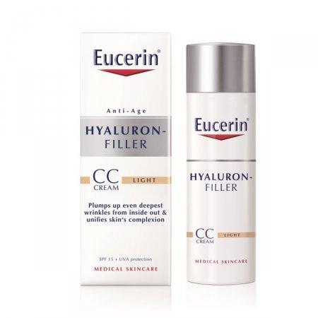 CC Cream Eucerin Hyaluron Filler Claro