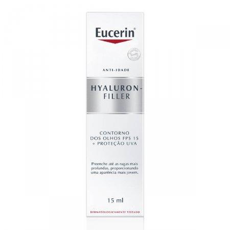 Hyaluron Filler Preenchimento de Rugas Área dos Olhos