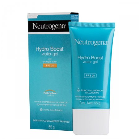 Gel Hidratante Facial Neutrogena Hydro Boost Water Gel FPS25