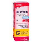 Ibuprofeno 100mg 20ml Suspensão